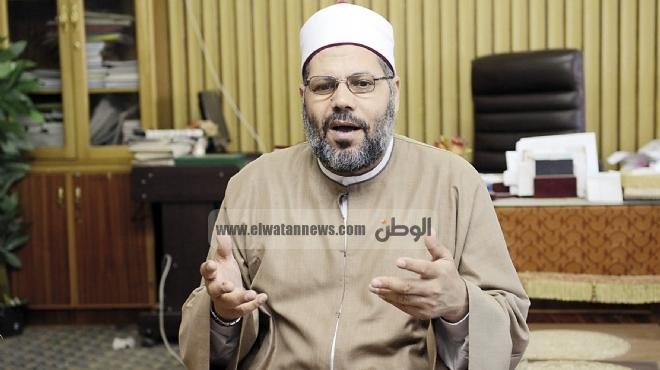 مفتي الإخوان: بشار لا يدرك أن الدماء تزيد الشعوب إصرارا