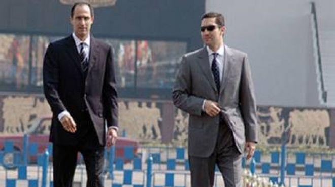 انفراد بالمستندات  جمال وعلاء مبارك يخفيان 3 مليارات جنيه في بنك واحد