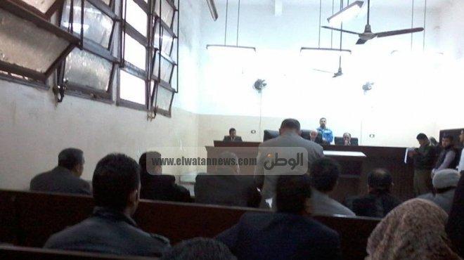 الحبس 3 شهور لـ 17 متهما في محاولة اقتحام مديرية أمن القليوبية