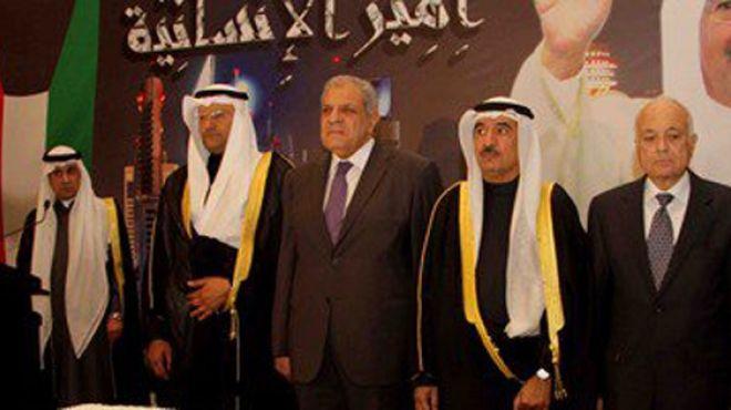 بالصور| السفارة الكويتية بالقاهرة تحتفل بمرور 54 عاما على الاستقلال