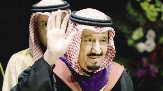 الملك سلمان بن عبدالعزيز ينيب ولي العهد لحضور قمة