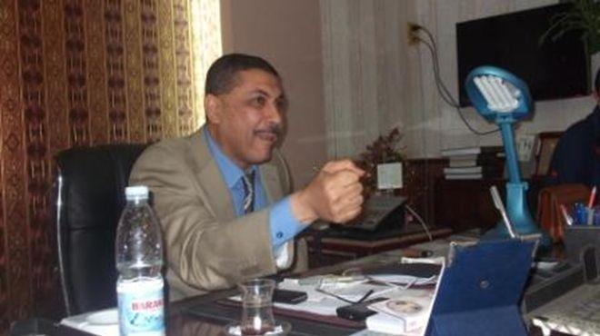 مصرع مدير إدارة الوقود بالقوات المسلحة في حادث مروري بالشرقية