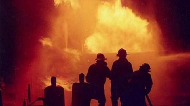 إصابة 5 بحروق إثر اشتعال النار داخل منزل مليء بالسولار والبنزين بقنا