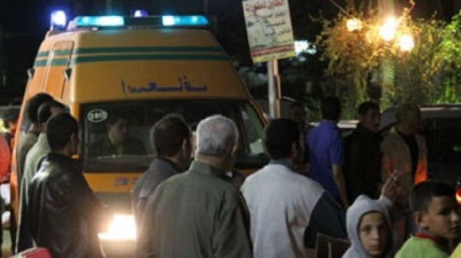 إصابة 8 أشخاص بينهم سيدتان وطفلة في 3 حوادث درجات نارية بالوادي الجديد