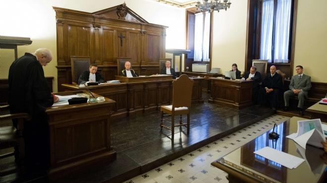 لليوم الثاني.. توقف العمل بمحكمة جنح مستأنف