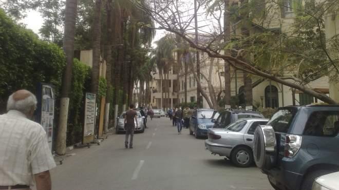 صديق طالب هندسة القاهرة ينفي وفاة الطالب لأسباب عاطفية