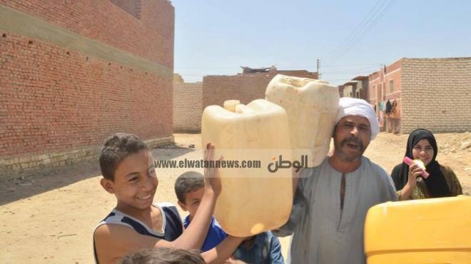 انقطاع المياه عن 11منطقة بالقاهرة الجديدة بسبب كسر الخط الرئيسي