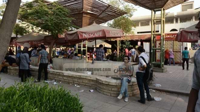 زملاء قتيل جامعة حلوان: طلاب «تجارة» مزقوه بالمطاوى أثناء «جلسة صلح»