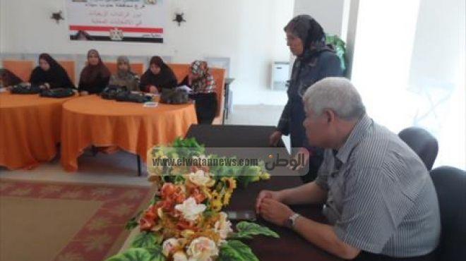 بالصور|رئيس مدينة طور سيناء:علينا تجنب العاطفة في اختيار مرشح البرلمان