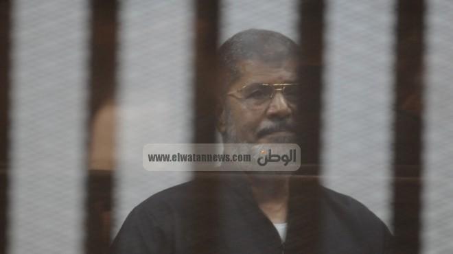 بالفيديو| لحظة النطق بالحكم على محمد مرسي في قضية