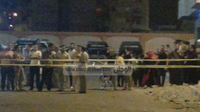 عاجل| انفجار سيارتين بمحيط قسم شرطة ثان أكتوبر والعثور على أشلاء