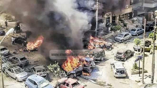 مصادر: «عشماوى» المفصول من الجيش العقل المدبر لاغتيال النائب العام
