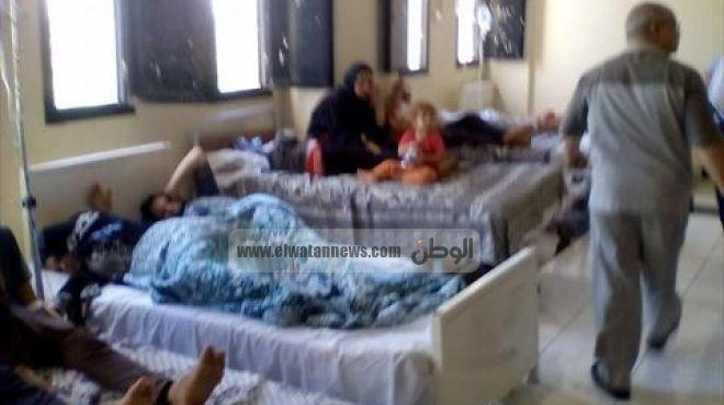 وفاة حالة ثانية من الأطفال المصابين بنزلة معوية حادة في بني سويف