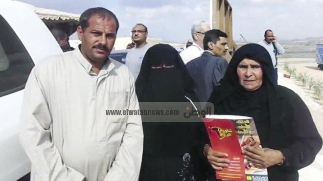 شهداء حفر القناة الجديدة.. قصص من