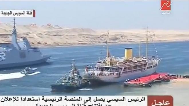 سفير مصر بلبنان: قناة السويس الجديدة تعكس إرادة وتصميم الشعب المصري