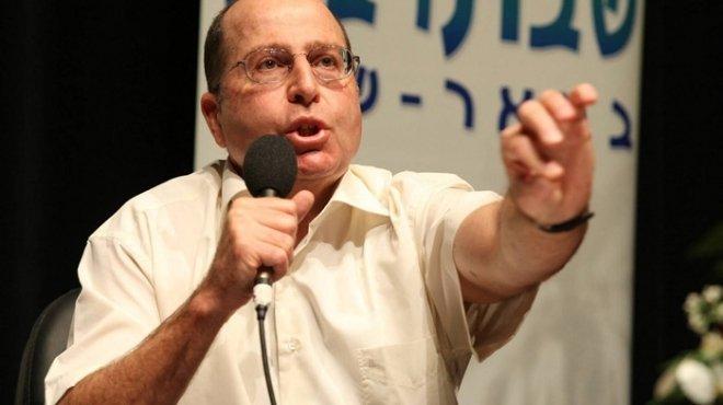 وزير الدفاع الإسرائيلي يقوم بجولة تفقدية في قيادة المنطقة الوسطى