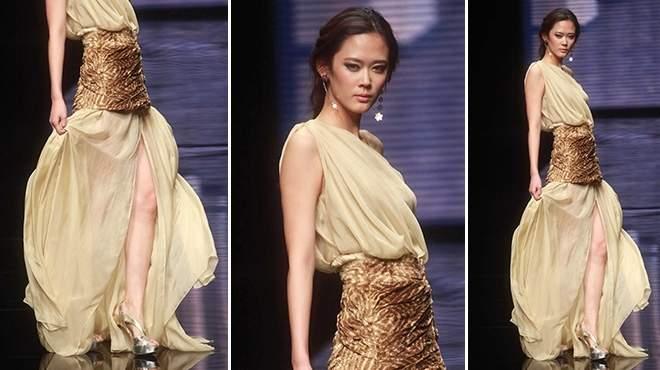 بالصور| مصمم الأزياء الصيني