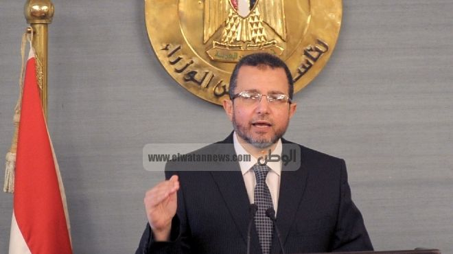 المتحدث باسم مجلس الوزراء يناشد الإعلام عدم تحريف تصريحات قنديل
