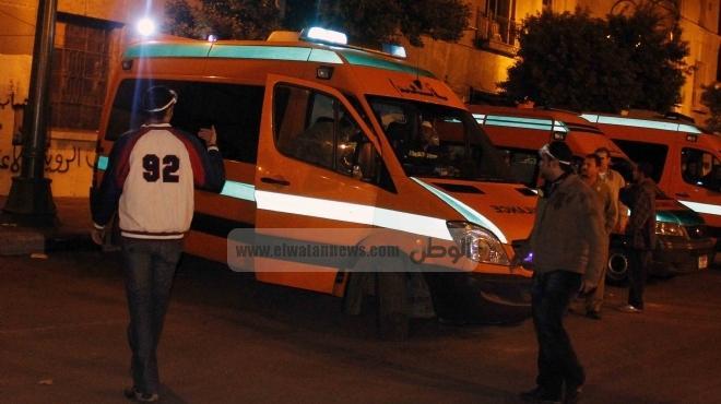 عاجل| إصابات خطيرة لـ3 مجندين إثر انفجار إطار سيارة نقل بالوادي الجديد
