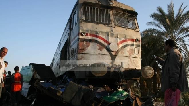 خط سير الفساد يبدأ من «المندرة» جنوباً إلى «دهشور» شمالاً.. عبر شريط قطار