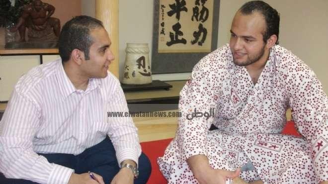 عبد الرحمن .. أول مصري ينضم لعالم