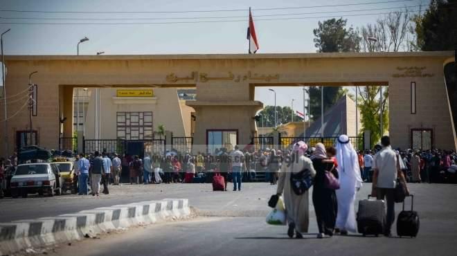 اليوم.. فتح ميناء رفح البري أمام حركة العبور والعالقين من الجانبين