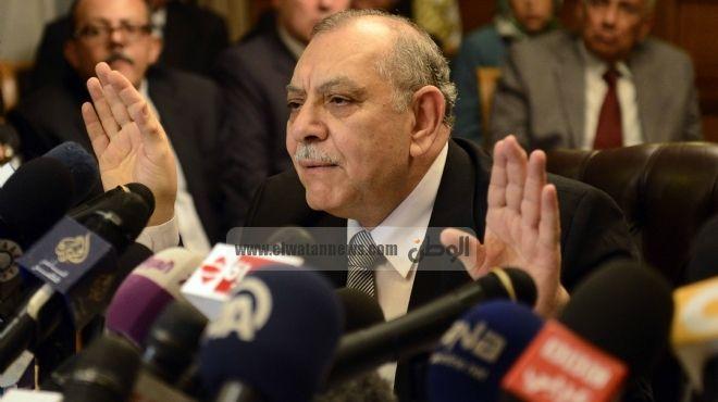 مصادر: قانون إعادة تشكيل المحكمة الدستورية جاهز على مكتب «مرسى»