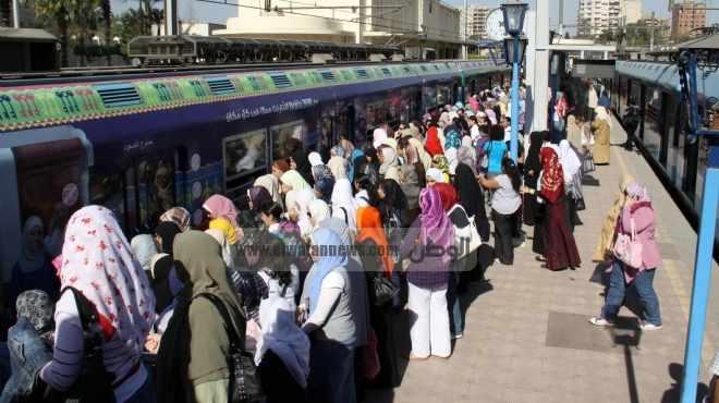 رئيس شركة مترو الأنفاق: حركة الخطوط تسير بشكل طبيعي ولا يمكن التعرض لها