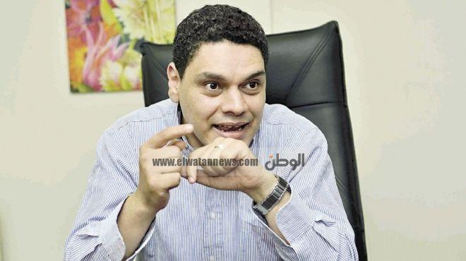 الرئيس يرحب باقتراح «معتز عبدالفتاح» عن الـ«سى سى سى»
