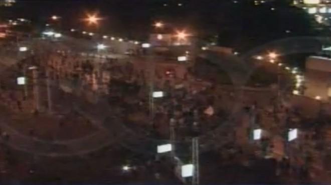 الشرطة تنسحب من أمام مسجد عمر بن عبدالعزيز في محيط