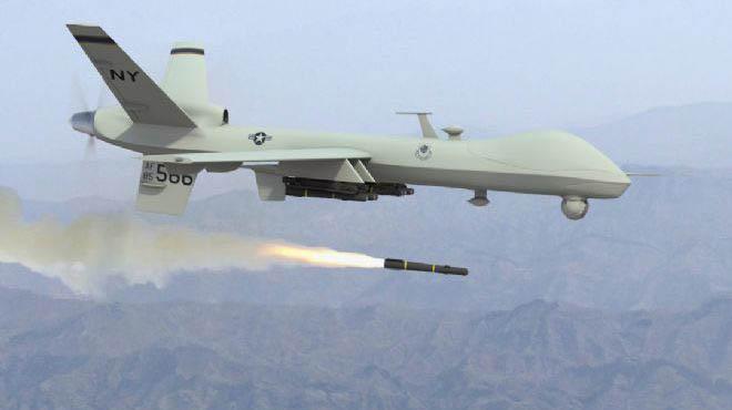 مصدر أمني: طائرة إسرائيلية تقصف قاعدة صواريخ في رفح.. وتقتل 5 إرهابيين