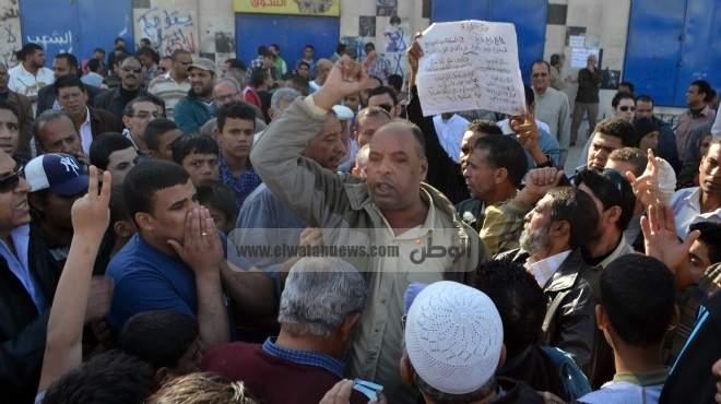 انطلاق مسيرات حاشدة من مساجد السويس تطالب بتحقيق مطالب الثورة