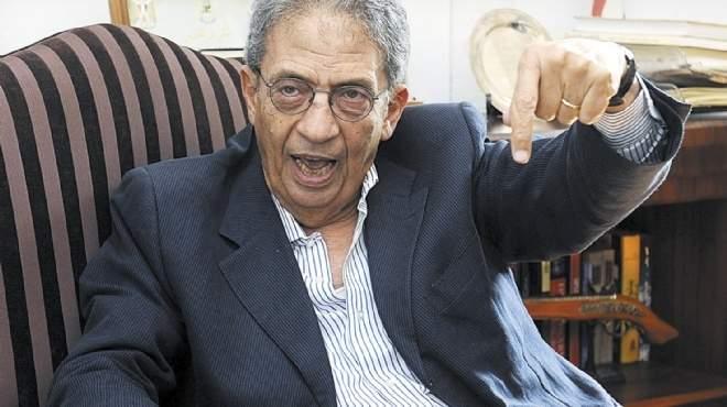 مستشار عمرو موسى: لا توجد دلائل على إصلاح الاقتصاد منذ تولى مرسي
