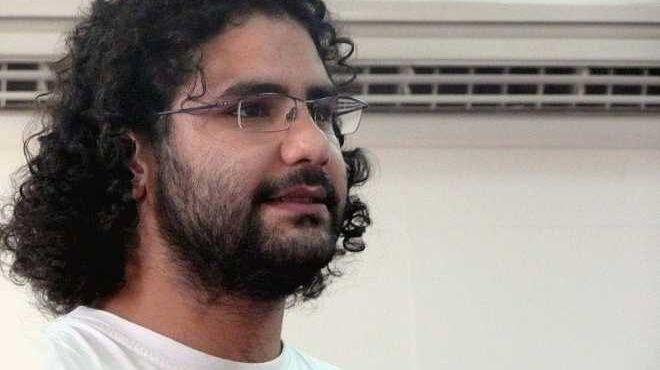 علاء عبد الفتاح.. سجين كل العصور