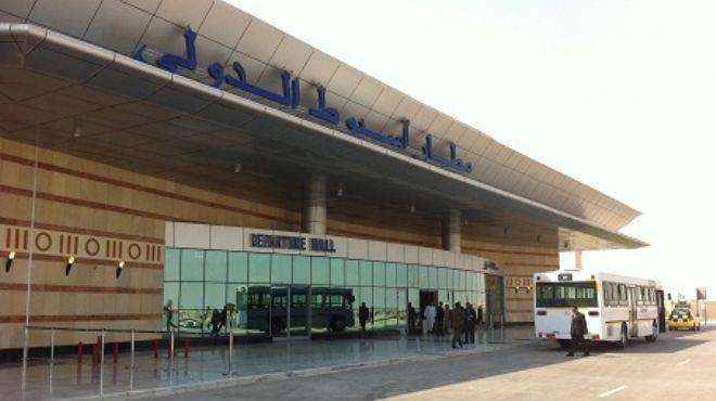 تطوير مطار أسيوط الدولي وإنشاء 3 وحدات مرور بتكلفة 118 مليون جنيه