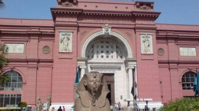 سلوى عبد الرحمن مديرا للمتحف المصري