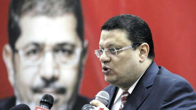 ياسر علي: انتقالي لمركز المعلومات بناء على طلبي.. والرئاسة ستشكل