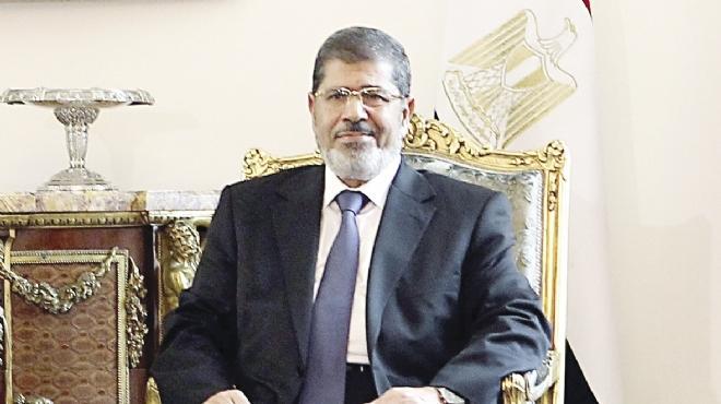 مرسي: