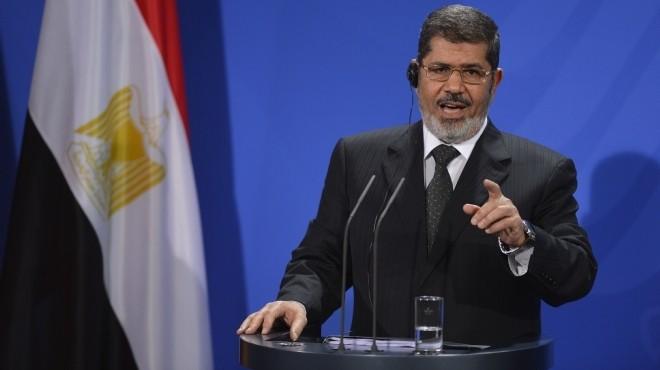 مرسي يجري اتصالات بعدد من القيادات الحزبية للتشاور حول الانتخابات المقبلة