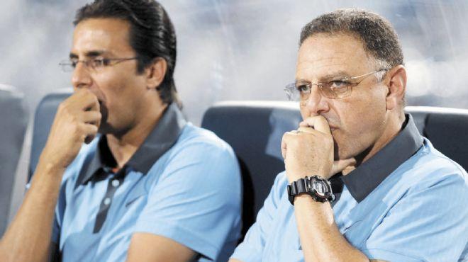 تليفونات بني سويف يتابع مباراة المقاصة ودجلة من المدرجات