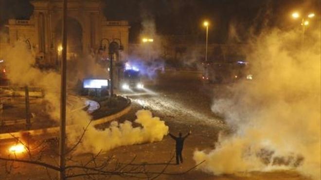 محيط قصر القبة.. جغرافيا جديدة تفاجيء الأمن والمتظاهرين بمواجهات أكثر تعقيدًا وعنفًا
