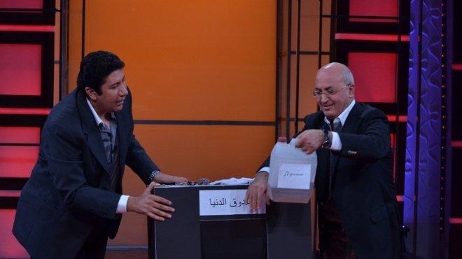 اليوم.. سيد علي يبدأ برنامجه «حضرة المواطن» على قناة (LTC)