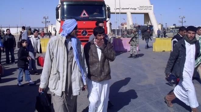 مدير أمن مطروح: إصابة 7 بينهم 3 ضباط مصريين في منفذ السلوم بخرطوش الأمن الليبي
