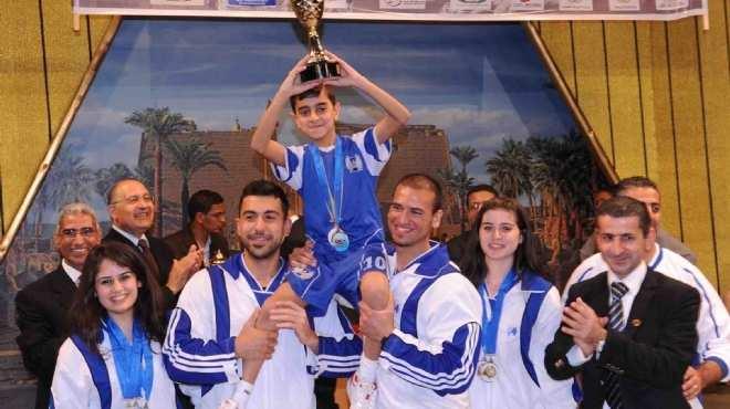 مصر تحصد جوائز بطولة كرة السرعة الخامسة للجامعات العربية بالأقصر