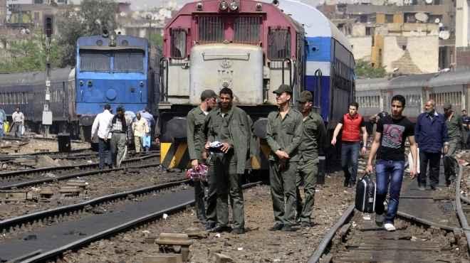 إنهاء إضراب عمال القطارات بقنا