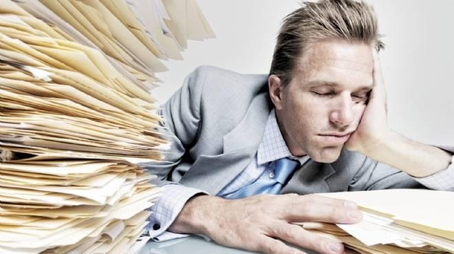 دراسة: الإجهاد أهم عوامل الإصابة بـ