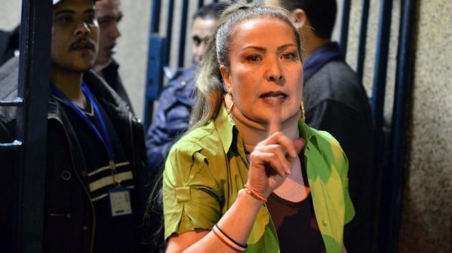 بالفيديو| رغدة تلقي القصيدة التي تسببت في الاعتداء عليها في دار الأوبرا