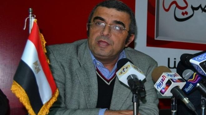 رئيس لجنة حقوق الإنسان فى «الشورى» المنحل: دستور 2013 قفزة للأمام ودستور الإخوان لـ«القرون الوسطى»
