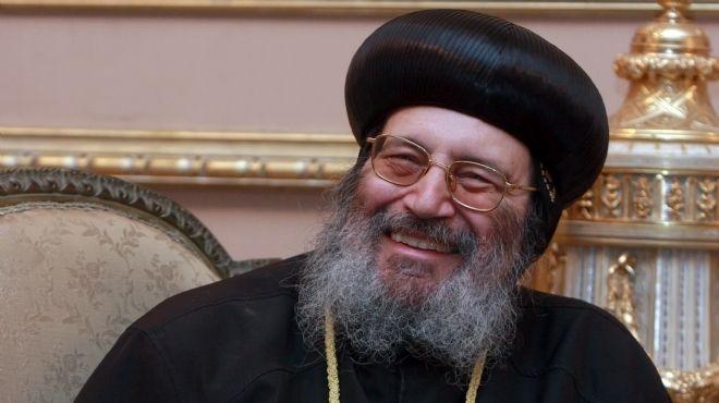 «هولسمان» ينفى لـ«الوطن» وصف الأنبا بيشوى بـ«الطائفى» والبابا شنودة بـ«ذو الوجهين»