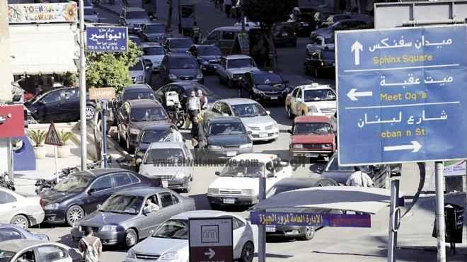 ميدان لبنان والمحور.. حيث لا مكان لموضع «إطار سيارة»
